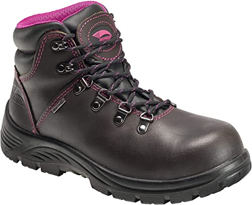 FSI Avenger Women's Steel Toe EH Hiker Work Boot