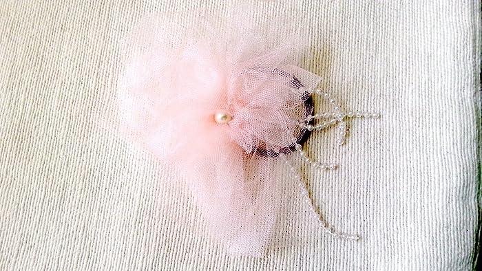 Amazon.com  Pink Hair Tie 45a6e2ac9ed