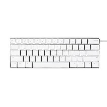 ba1337d737b iKBC New Poker II Mechanical Keyboard with Cherry MX Red Switch for Windows  and Mac,