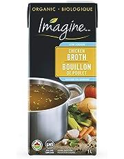 Imagine Low Sodium Organic Chicken Broth