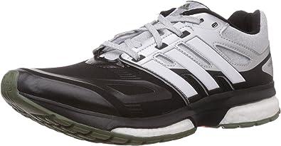 adidas Response Boost Techfit M – Zapatillas de running, color Negro, talla 47 1/3 EU: Amazon.es: Zapatos y complementos