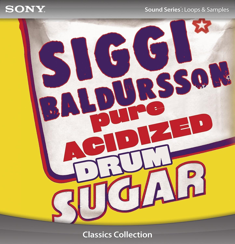 Siggi Baldursson: Drumsugar [Download] Sony Creative Software DLC134