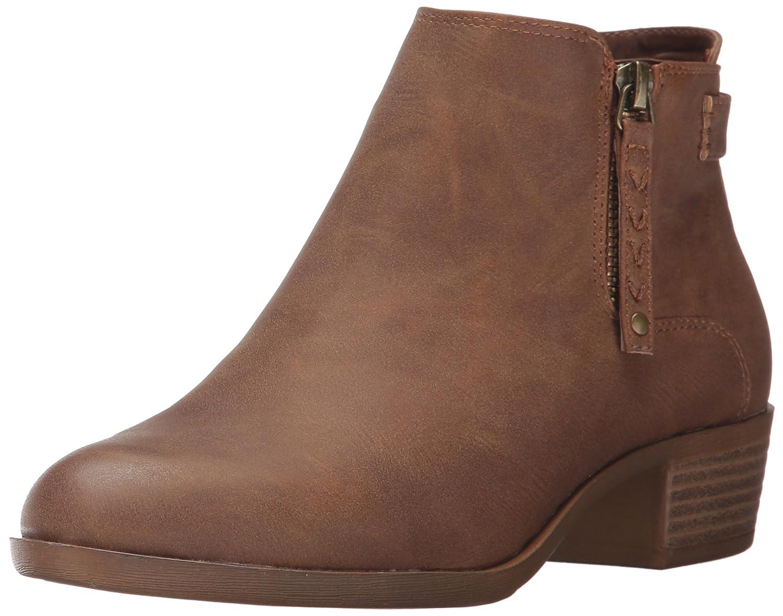 Madden Girl Women's Bronco Ankle Bootie B06XCJB1M8 8 B(M) US|Cognac Paris