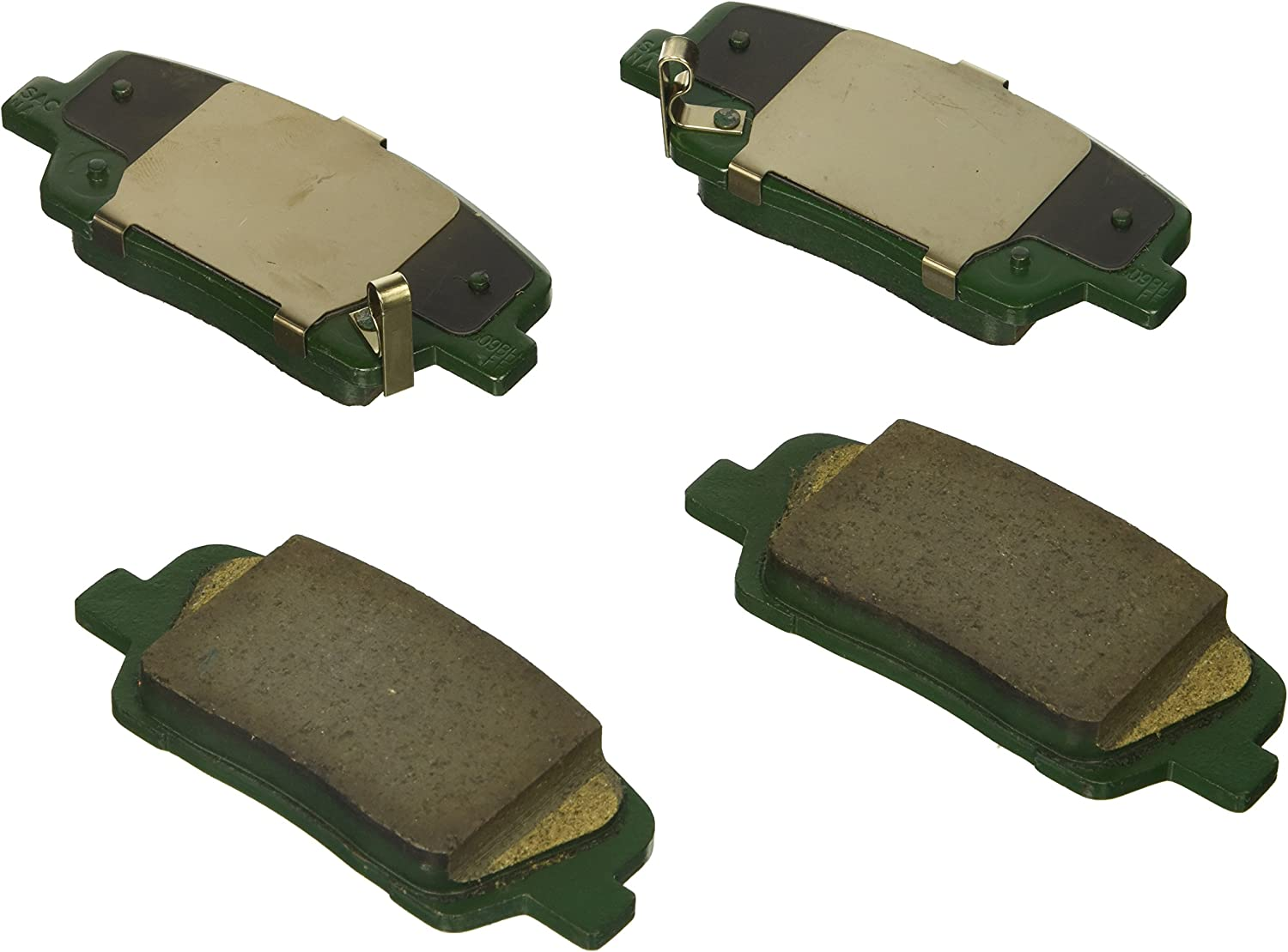 Genuine Hyundai 58302-0WA00 Disc Brake Pad Kit Rear