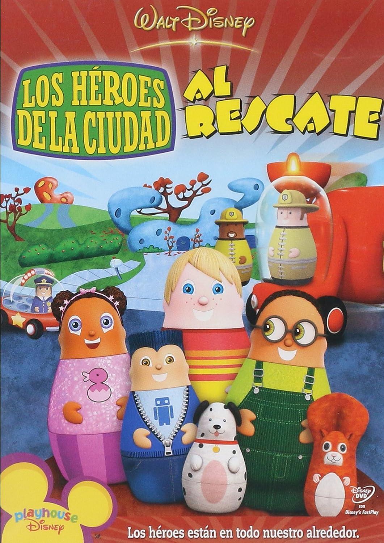 - PELICULA LOS HEROES DE LA CIUDAD EN ACCION - Amazon.com Music