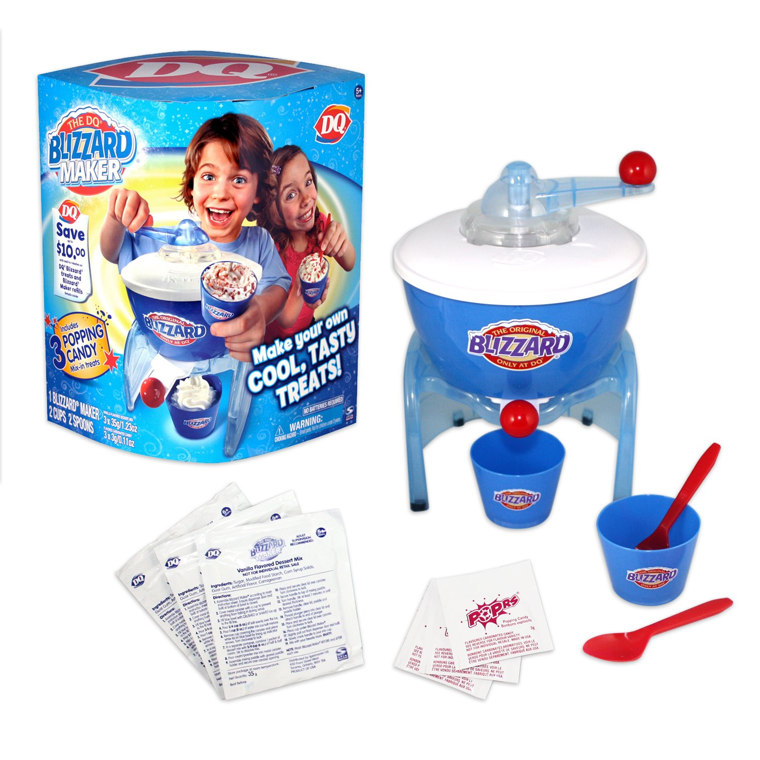 Dairy Queen Blizzard Maker by Spin Master (Image #3)