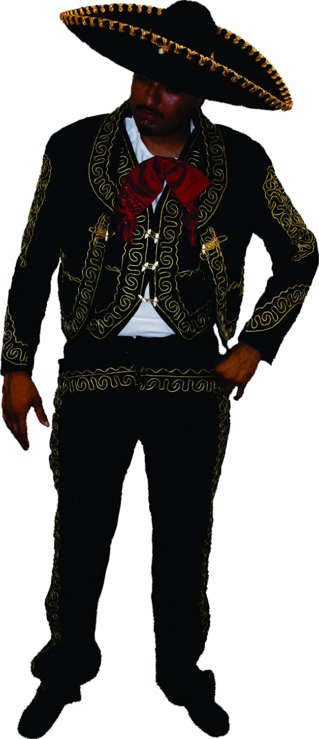 amazoncom alexanders costumes mariachi male clothing