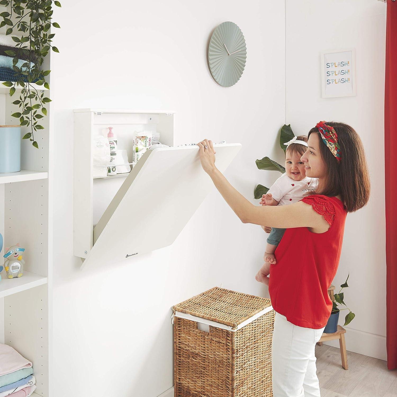 Die 5 besten Wandwickeltische für Babys