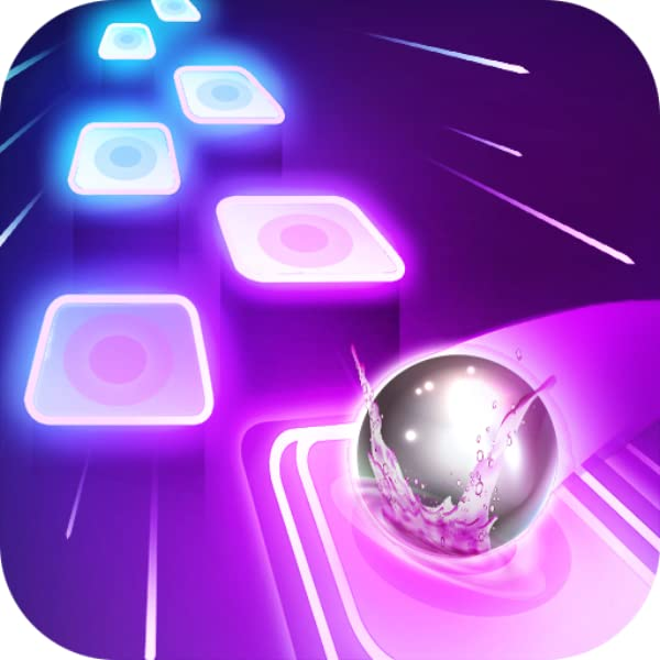 Amazon.com: Best Music Tiles Neon Ball Hop Game! EDM Rush Dancing Ball  Forever: Appstore for Android