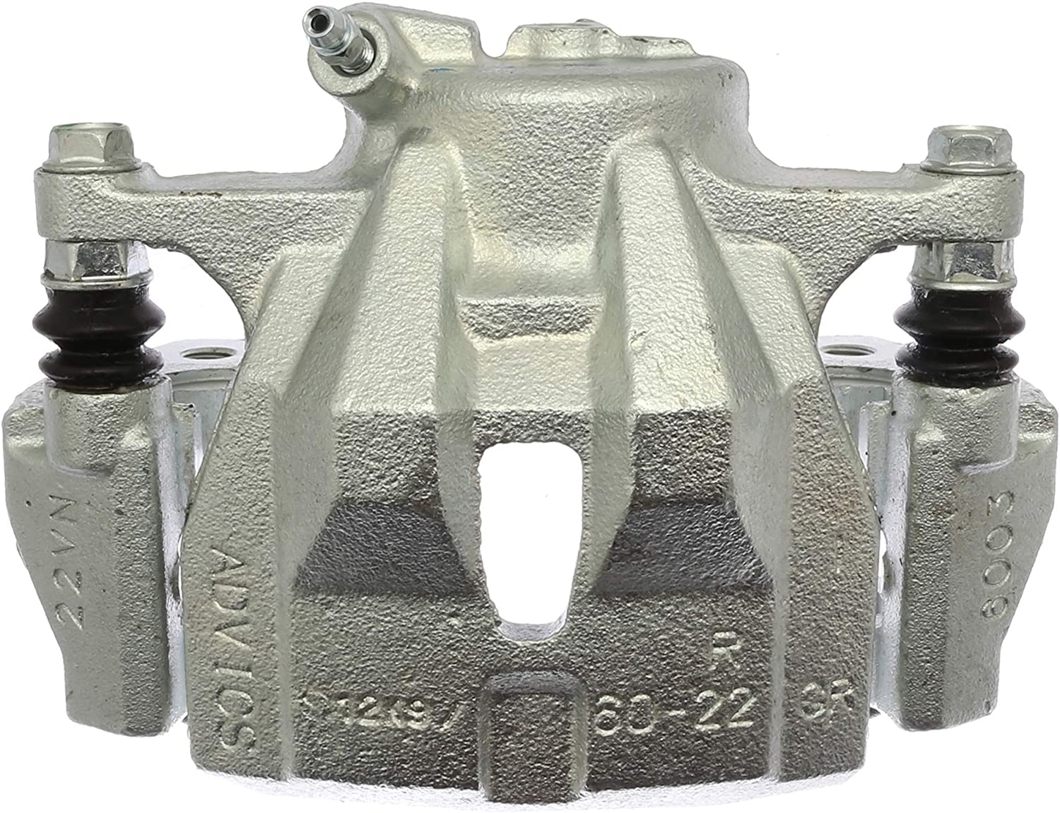 Remanufactured Friction Ready Coated ACDelco 18FR2718C Professional Front Passenger Side Disc Brake Caliper Assembly without Pads