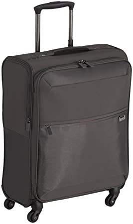 Samsonite Short-Lite Spinner 55/20 Length 40Cm Maletas y trolleys, 55 cm, 40 L, Gris (Gris): Amazon.es: Equipaje