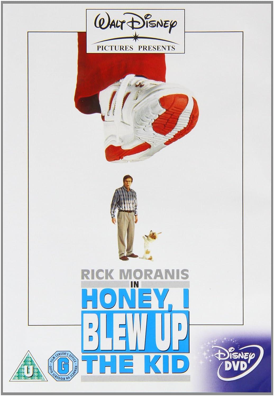 Honey, I Blew Up the Kid [Reino Unido] [DVD]: Amazon.es: Rick ...