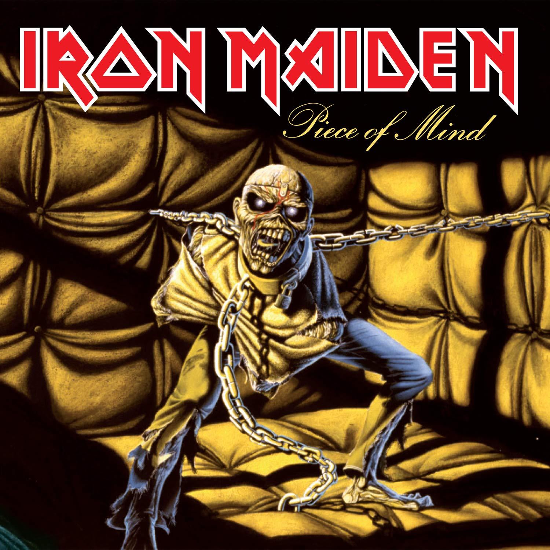CD : Iron Maiden - Piece Of Mind (CD)