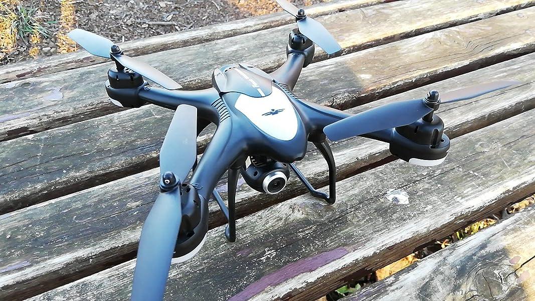 Potensic-高度・座標ホバリング-120°広角HDカメラ付き-フォローミーモード-オートリターンモード