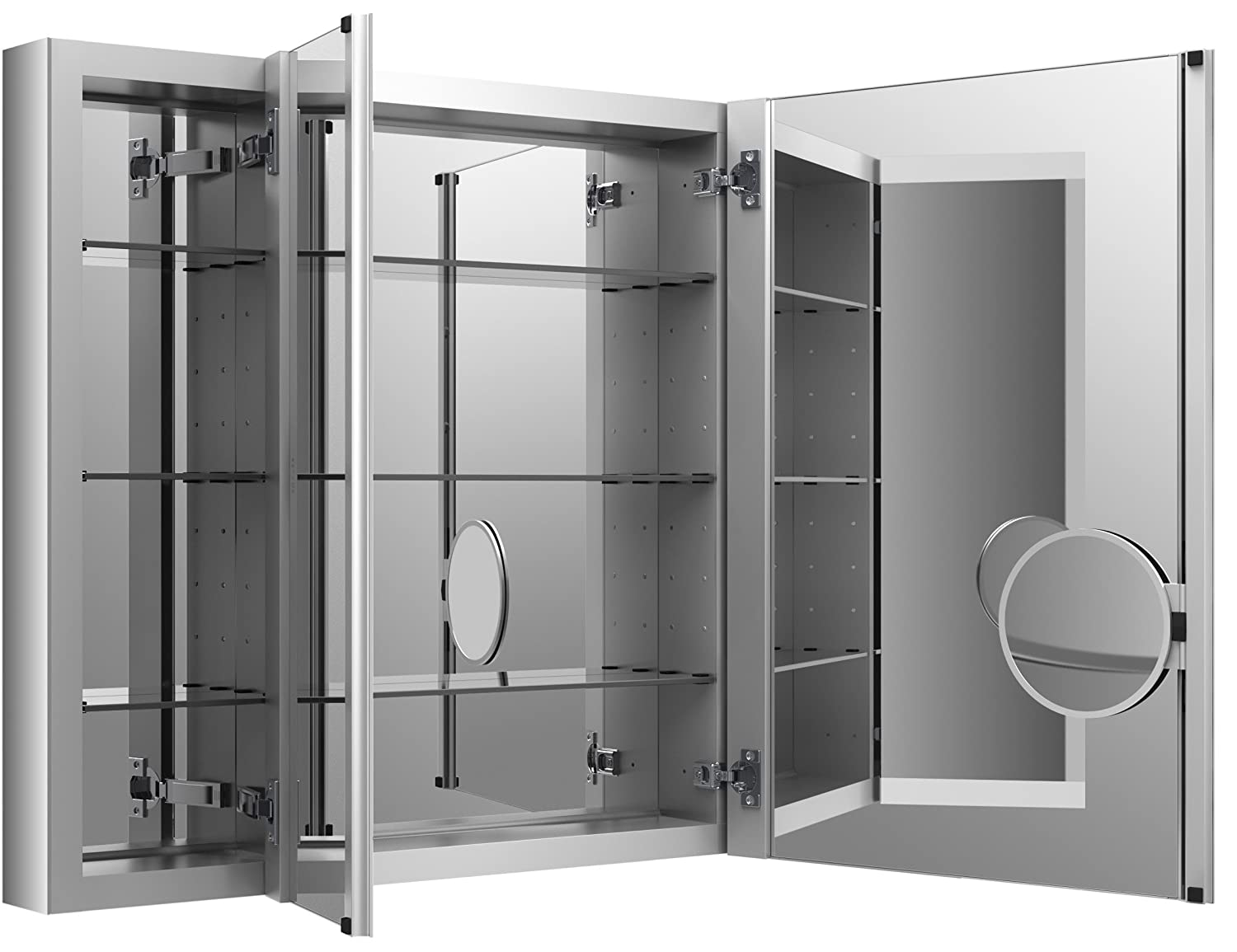 Amazon com  KOHLER K 99011 NA Verdera 40 Inch By 30 Inch Slow Close Medicine Cabinet With Magnifying Mirror  Home Improvement. Amazon com  KOHLER K 99011 NA Verdera 40 Inch By 30 Inch Slow