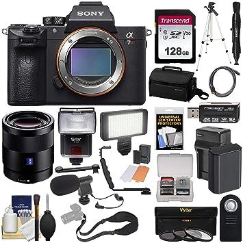 Amazon.com: Sony Alpha a7R III 4 K, Wi-Fi, cuerpo de la ...