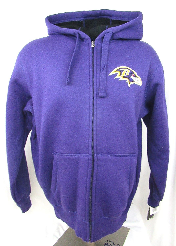 ec3a7875 Amazon.com : G-III Sports Baltimore Ravens Men's Size Medium Full ...