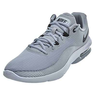 2e43651788 Nike Men's Air Max Advantage 2 Running Shoes, (Wolf Grey/Anthracite/Pure