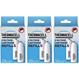 Thermacell Repellent Appliance & Lantern Butane Refills (6-Pack)