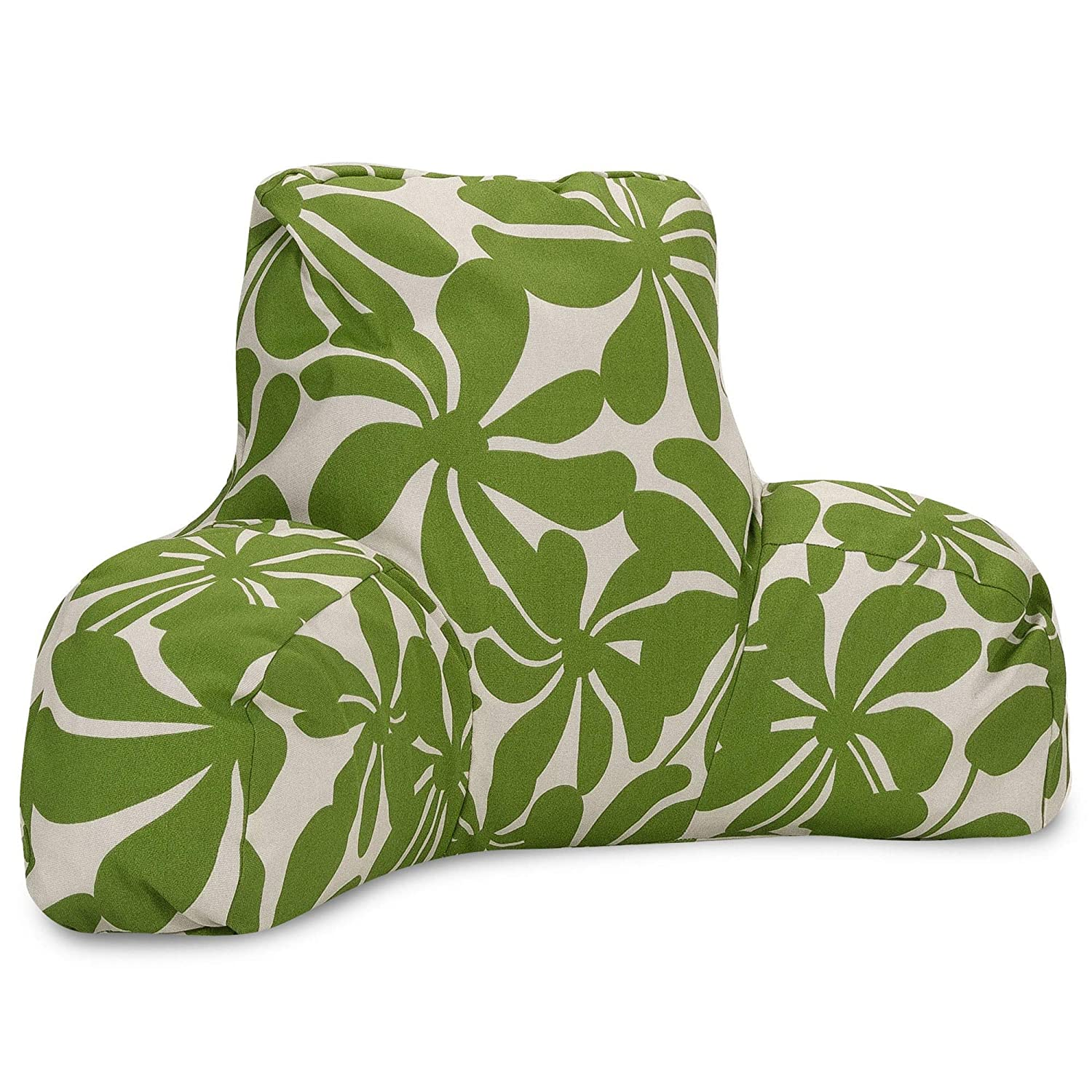 Majestic Home Goods Plantation Reading Pillow, Sage