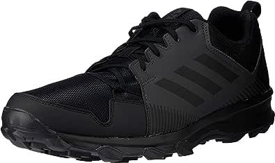 adidas Men's Terrex Tracerocker Trail Running Shoes, Core Black/Core Black/Utility Black, 7 US