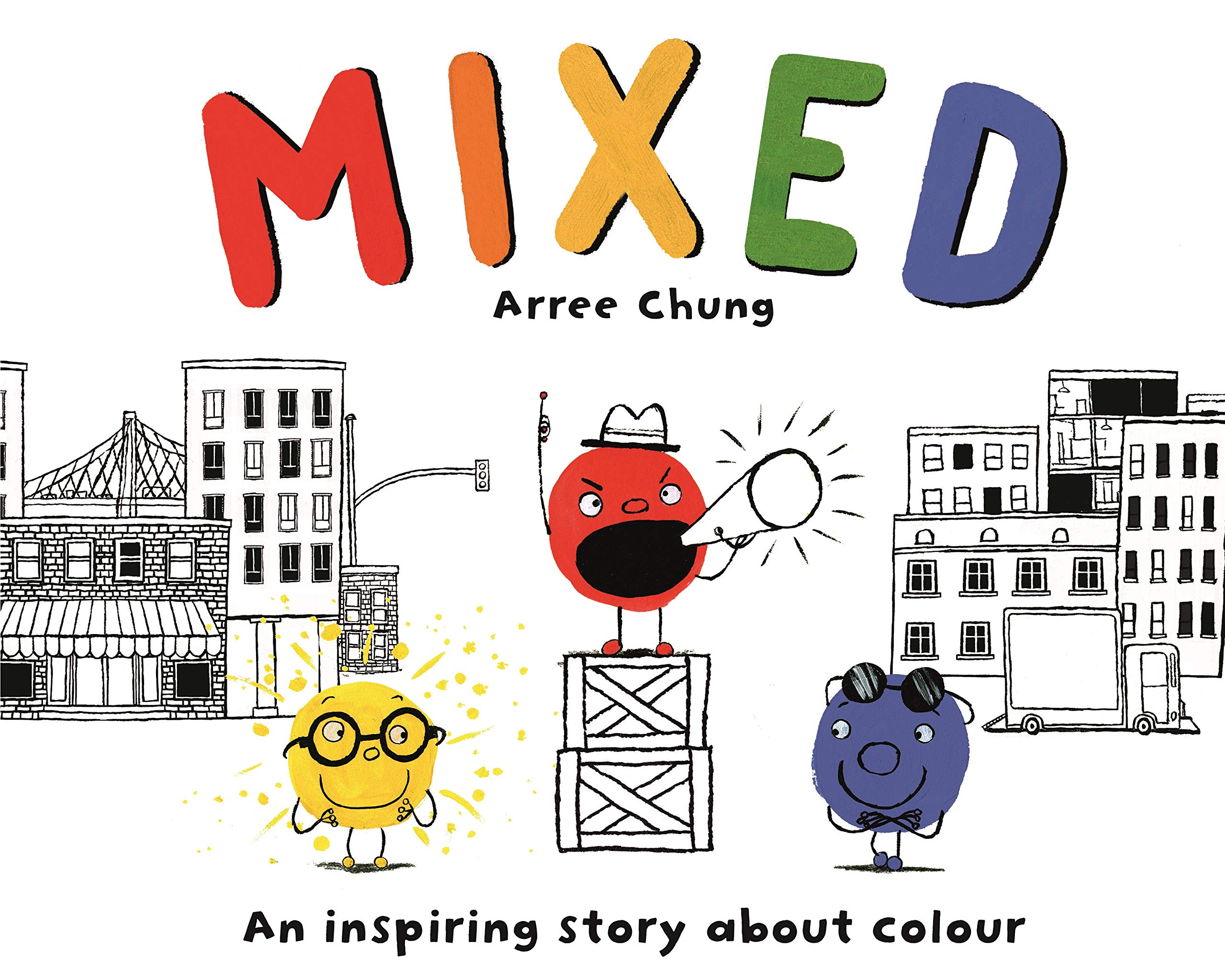 Image result for mixed arree chung