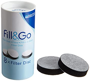 brita wasserflasche filter
