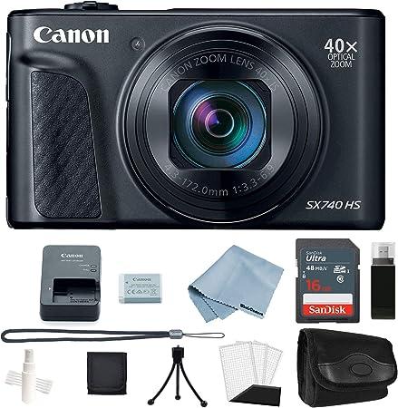 WhoIsCamera SX740 Black product image 4