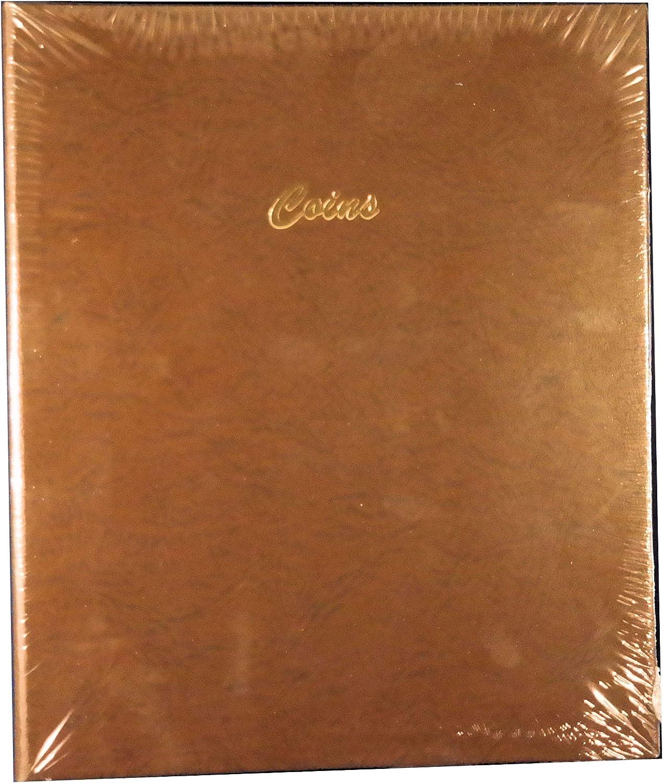 Lot Of 4 Dansco Vinyl Pages For 2x2 Coin Flips Cardboard Holder For Album Binder