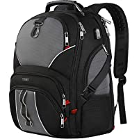 $32 » Extra Large Laptop Backpack,College School Backpack with USB Charging Port,50L TSA…
