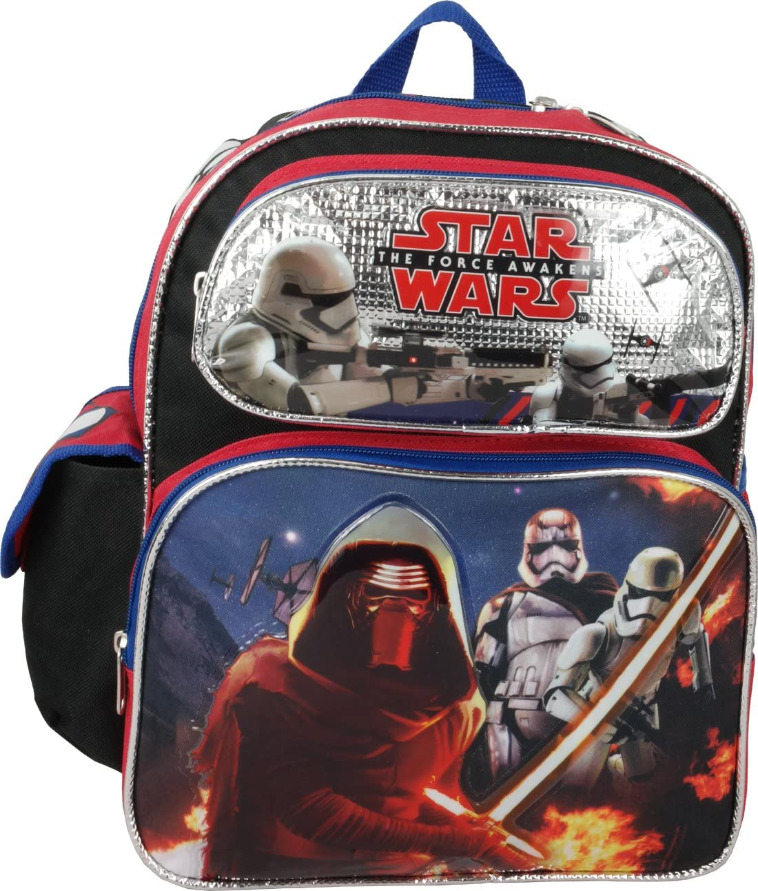 Licensed Disney Star Wars The Force Awakens 16 Inches Boys School Backpack