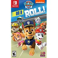 Deals on Paw Patrol On A Roll Nintendo Switch