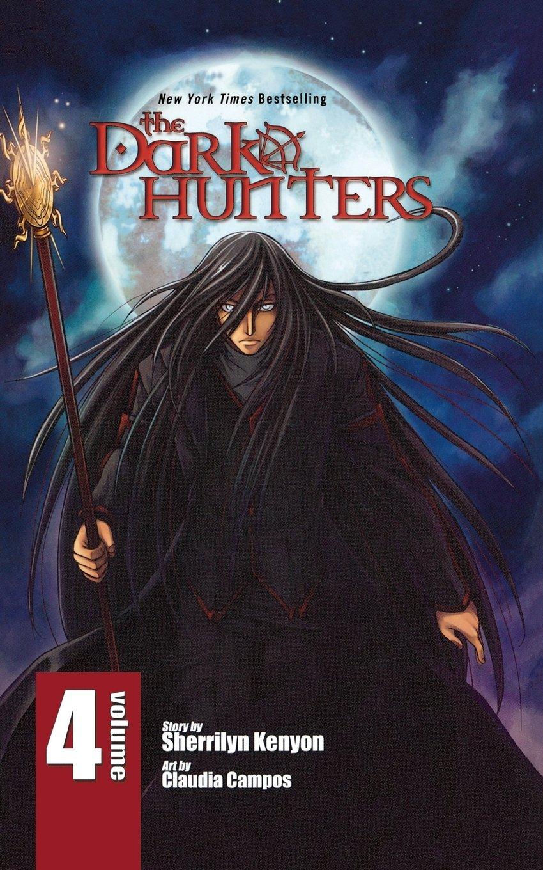 4 (darkhunter Manga): Sherrilyn Kenyon, Claudia Campos: 9780312554019:  Amazon: Books