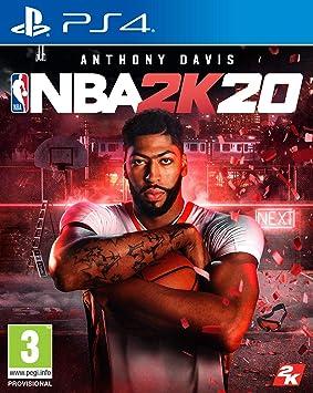 NBA 2K20 en Amazon