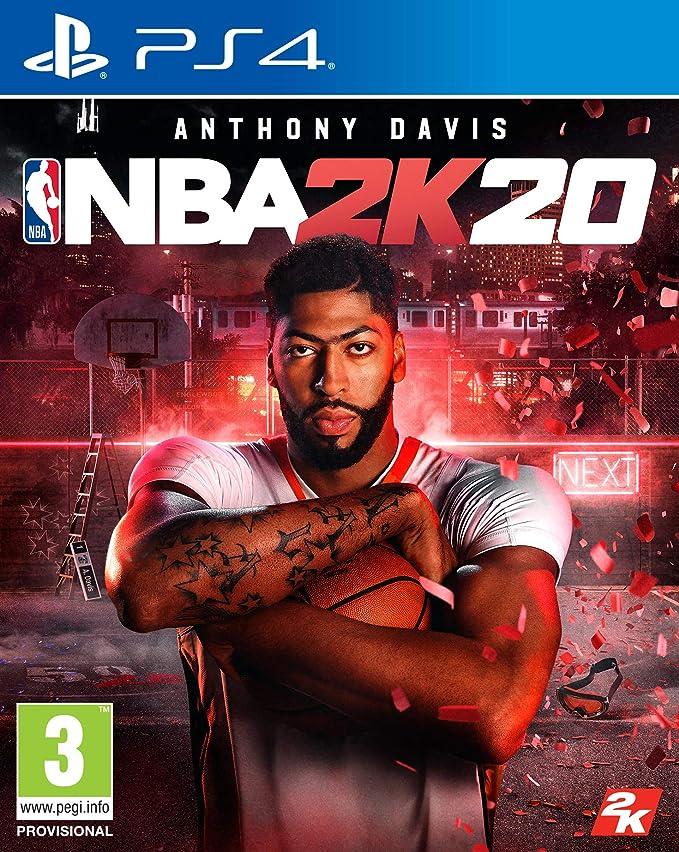 NBA 2k20: playstation 4: Amazon.es: Videojuegos