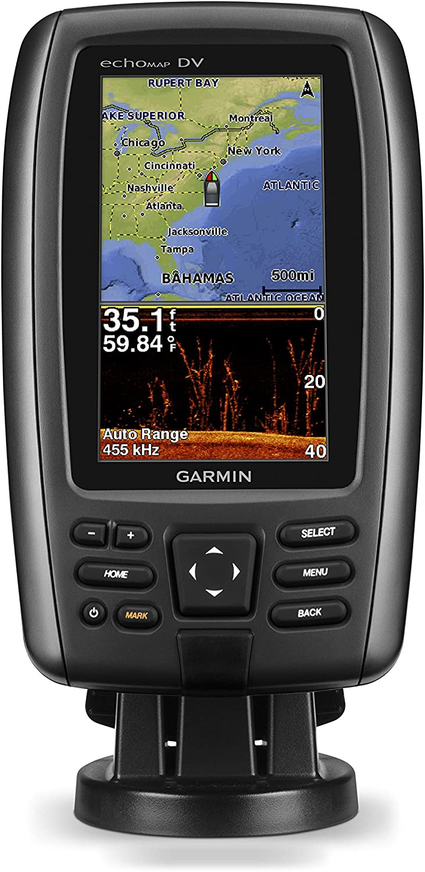 Garmin 010-01562-01 - GPS echoMAP Chirp 42dv WW Sonar con xdcr