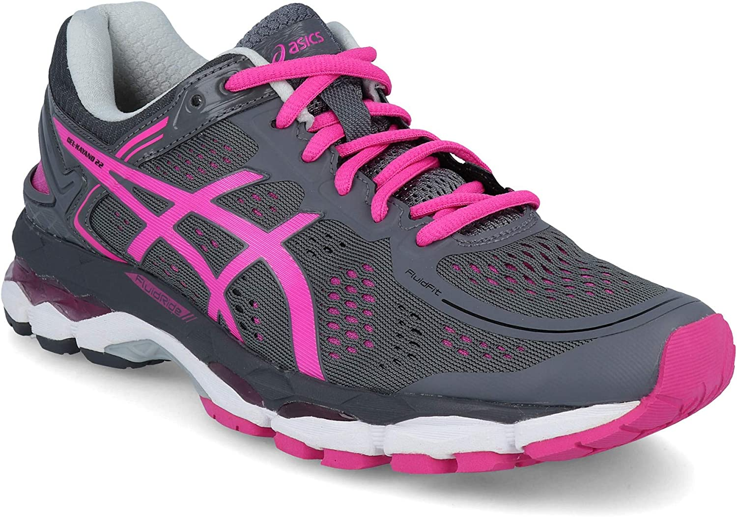 Asics Gel-Kayano 22 Womens Zapatilla para Correr - 43.5: Amazon.es: Zapatos y complementos