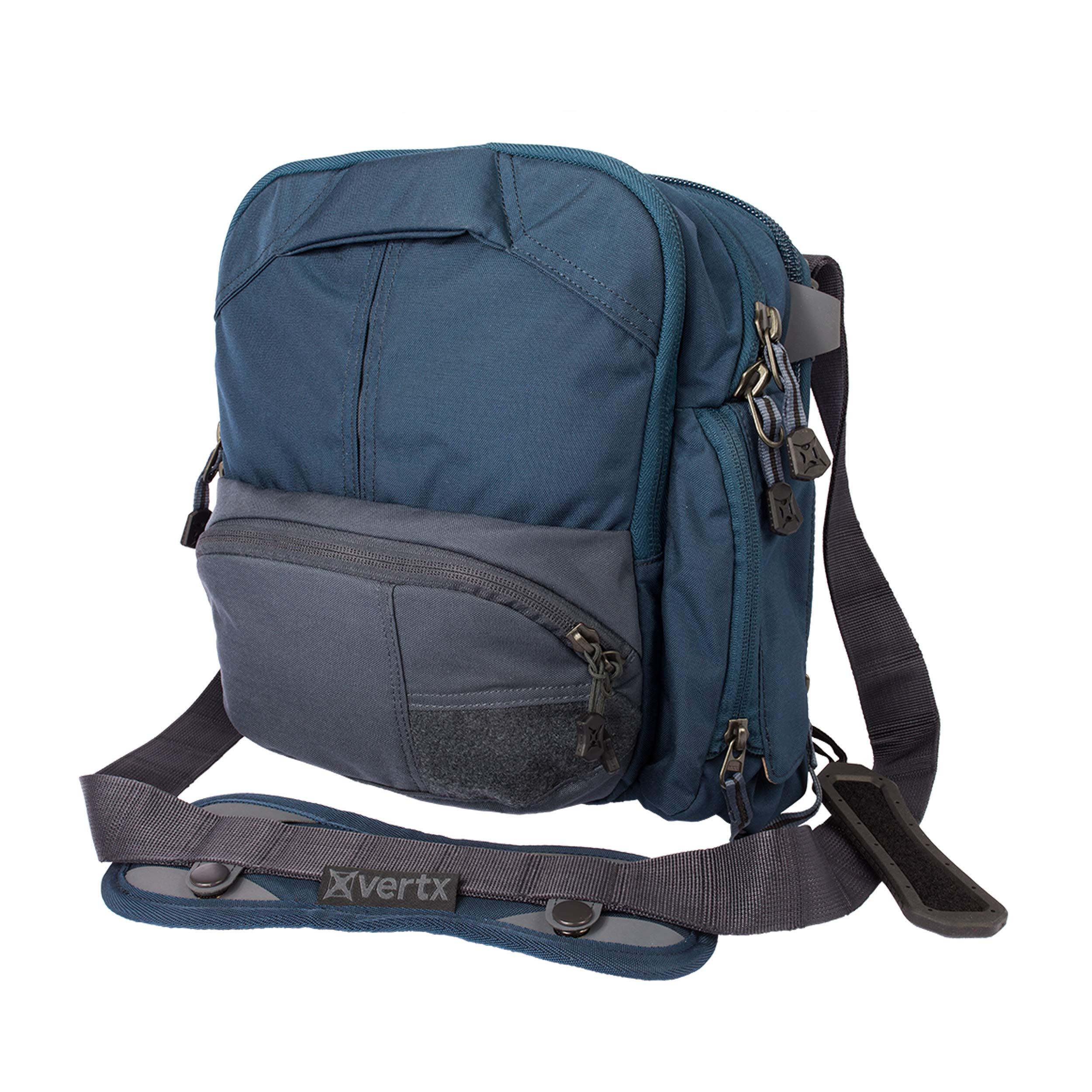 Vertx EDC Essential Go Bag Midnight Blue Smoke Navy VTX5030