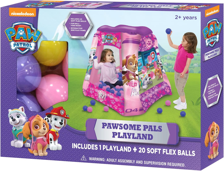 Amazon.com: Nickelodeon Paw Patrol Skye Play Land inflable ...