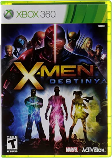 Activision X-Men: Destiny, Xbox 360 Xbox 360 Inglés vídeo - Juego ...