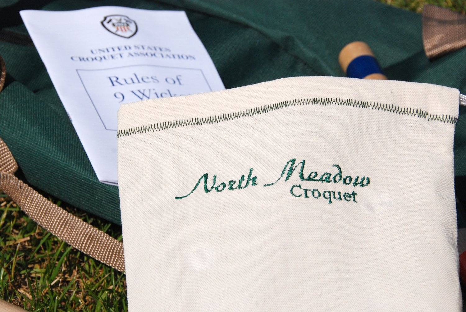 Scottsdale Croquet Set by North Meadow by North
