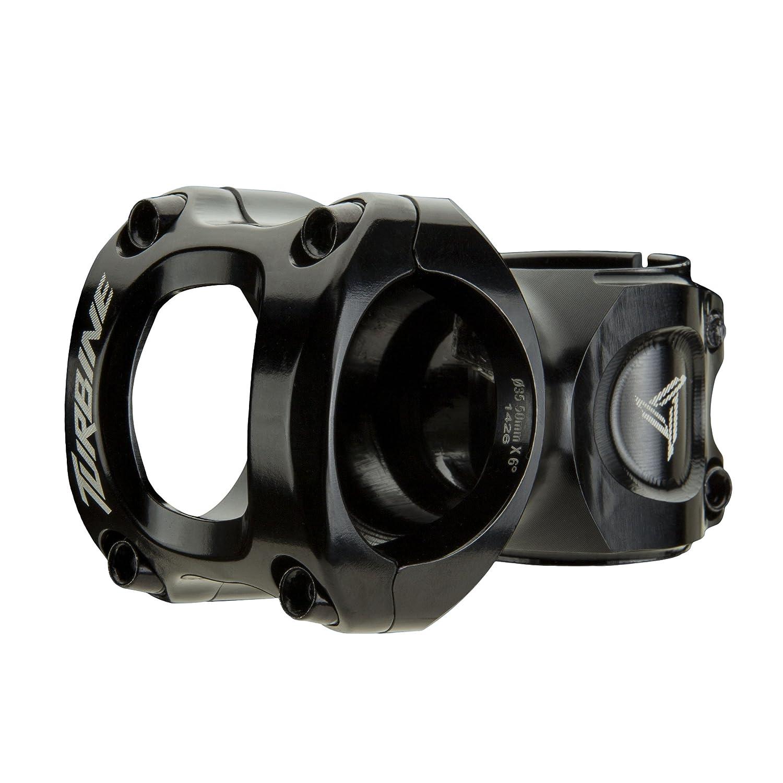 RACE FACE(レースフェイス) TURBINE 35 STEM 35.0mm/6° ブラック 50mm ST12TUR35X50BLK B00FK8VZDI