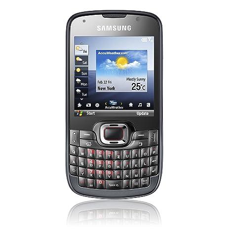Samsung B7330 Omnia Pro - Smartphone (teclado QWERTZ, Windows Mobile 6.5, cámara de