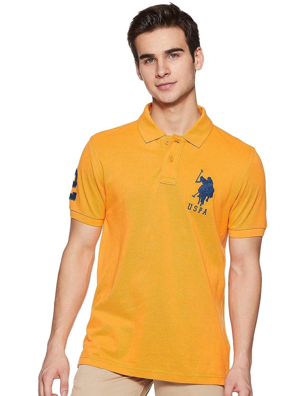 e1368ce9d U.S. Polo Assn. Men's Polo: Amazon.in: Clothing & Accessories