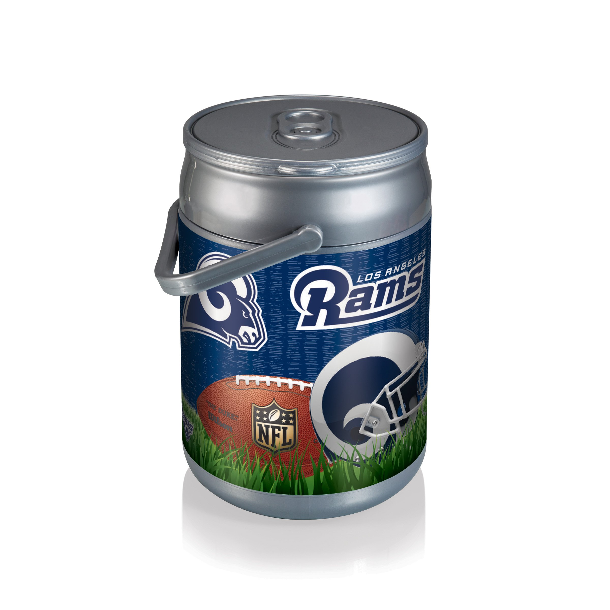 PICNIC TIME NFL LA Rams Insulated Can Cooler
