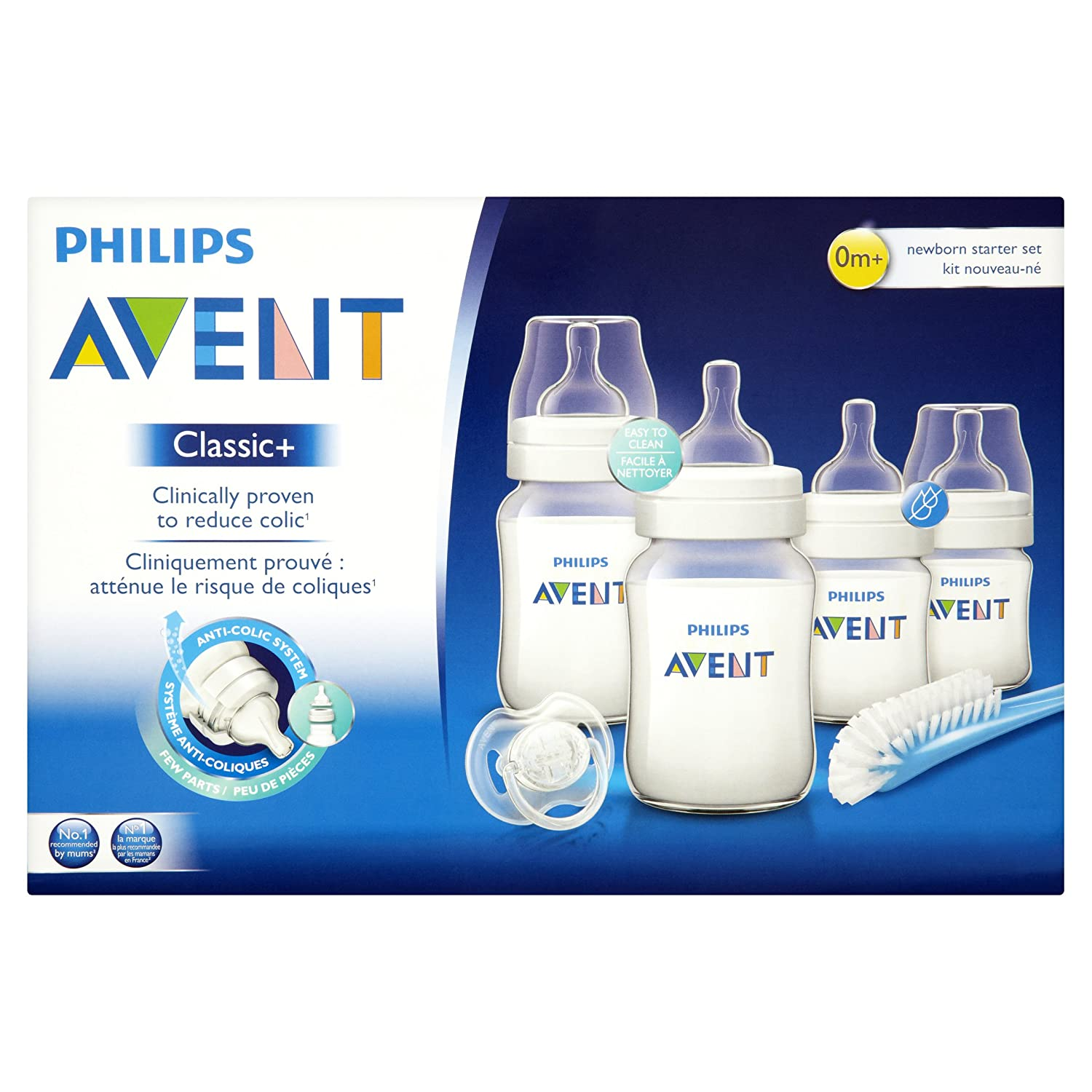 Philips Avent - Kit de biberones (SCD371/00)