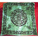 Green Man Altar Tarot Cloth by New Age