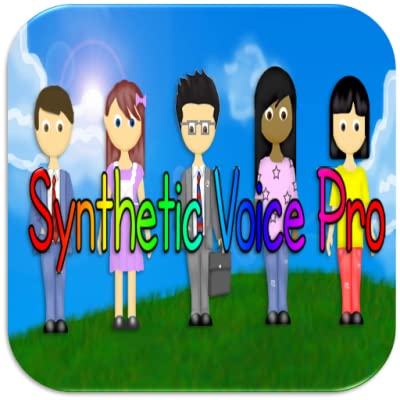 Synthetic Voice Pro (for Kindle, Tablet & Phone)