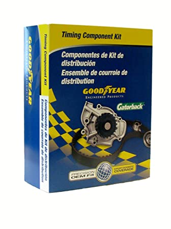 Continental Elite GTKWP331 Timing Belt Component Kit (With Water Pump)