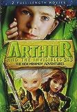 Arthur & Invisibles 2 & 3: New Minimoy Adventure [DVD] [Region 1] [US Import] [NTSC]